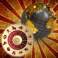 Horoscope 2014 politically and militarily