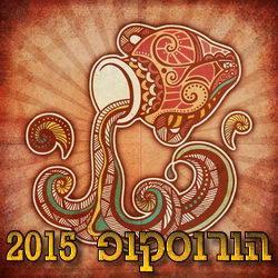 Horoscope 2015 Aquarius