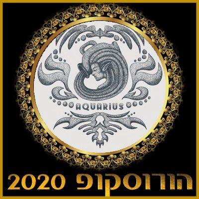 הורוסקופ שנתי 2020 מזל דלי